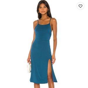 Midi dress from Revolve